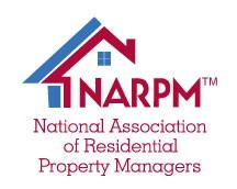 narpm_2C_wtext-stacked_TM logo maroon and blue